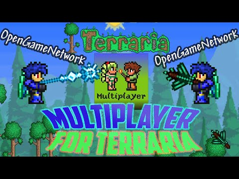 How To Play Multiplayer For Terraria By OGN Ios Review [1.2.4][2016]