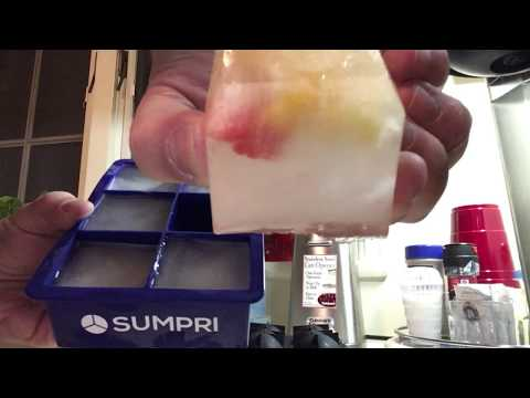 SUMPRI Sphere Ice Mold & Big Ice Cube Trays Review