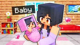 Aphmau Had Her BABY In Minecraft!