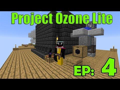 Project Ozone Lite - Obsidian Generator