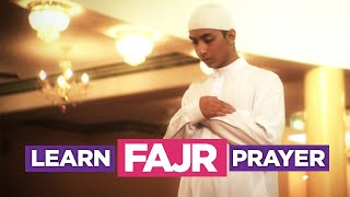 My Prayer - The Fajr Prayer