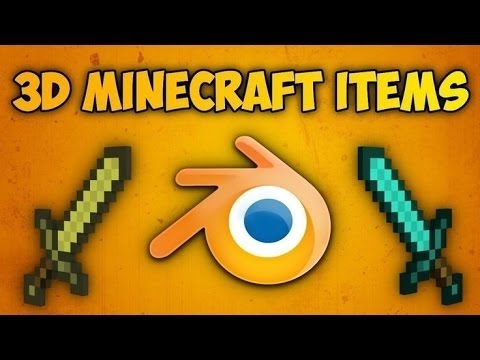 Blender Tutorial (HOW TO MAKE A MINECRAFT ANIMATION) #3- ANIMATING