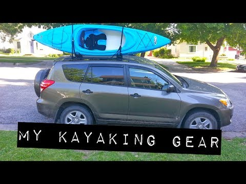 My Budget Kayaking Gear (With a Pelican Trailblazer 100 Kayak)