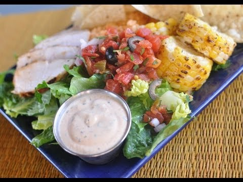 Spicy Southwest Ranch Dip/Dressing Recipe