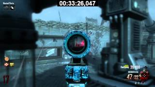 Origins Rounds 1-70 Speedrun By Therelaxingend #1 - Black Ops 2 Zombies