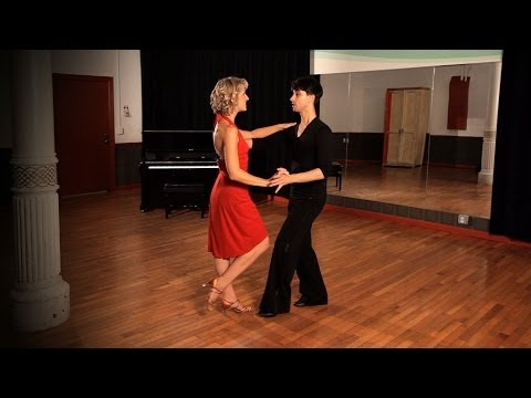 How to Do a Basic Mambo Side Step | Ballroom Dance