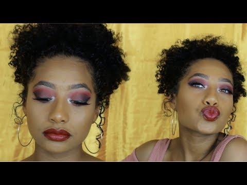 Sexy Valentines Day Makeup  Tatyana Celeste ❤︎