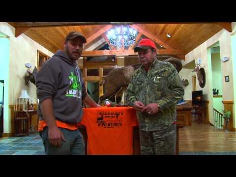 Missouri Hunting and Fishing Adventures Promo