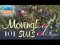 The Sims FreePlay 👭 - | MOVING 101 Sims | - 👫by Joy.
