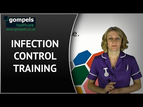 Infection Prevention & Control - Training