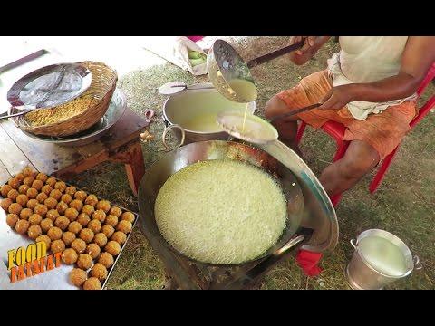 Boondi / Motichoor Ladoo बूंदी लडडू - Country Style