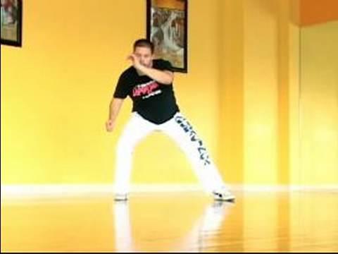 Basic Capoeira Moves: Brazilian Martial Arts : How to Ginga in Brazilian Capoeira Martial Arts