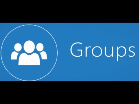 Creating and Deleting Groups on Outlook 365