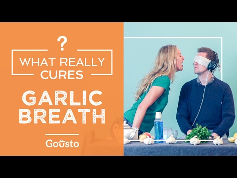 What Really Cures Garlic Breath? | Gousto