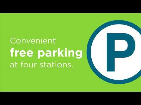 Mississauga Transitway - Parking