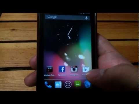AOSP 4.1.2 Jelly Bean for Samsung Galaxy W I8150 (Demo)