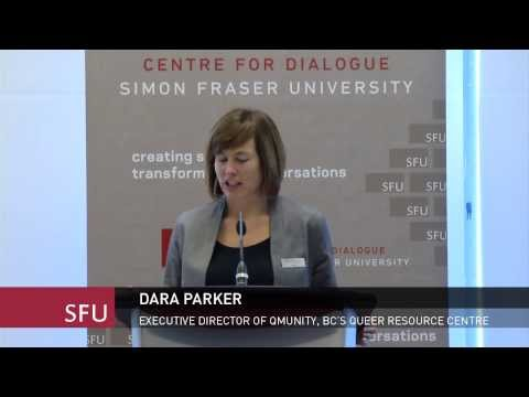 Dara Parker, Reconciling Injustices in a Pluralistic Canada