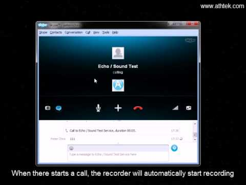 Yes! You Can Do Parental Controls via Skype -by Using an Invisible Skype Call Recorder!