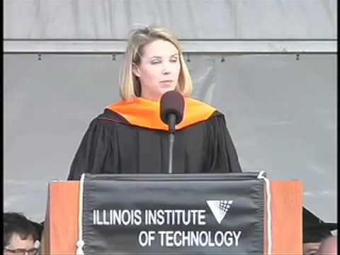 Marissa Mayer's IIT commencement address