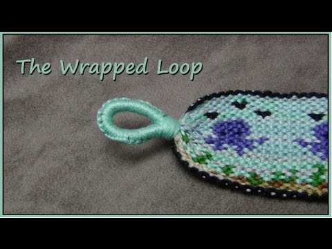 ♦ How To Make Friendship Bracelets - The Wrapped Loop