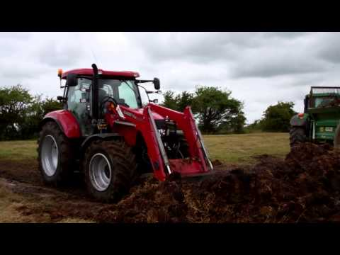 On Test: Case IH Maxxum 130CVX with Stoll LRZ130 loader