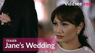 She Says Her Marriage Vows & A Farewell To Her Ex-Girlfriend - Jane