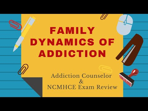 Family Dynamics Of Addiction