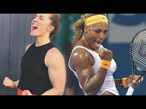 I TRIED SERENA'S WORKOUT