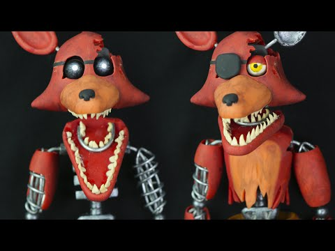 IGNITED FOXY & OLD FOXY