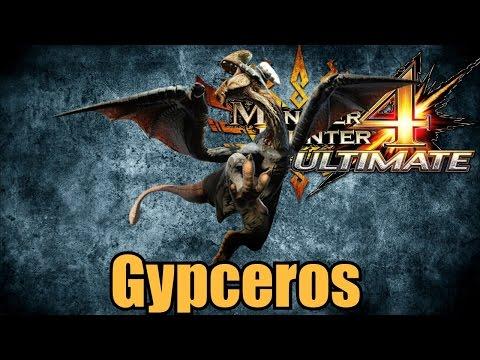 Monster Hunter 4 Ultimate - Gypceros
