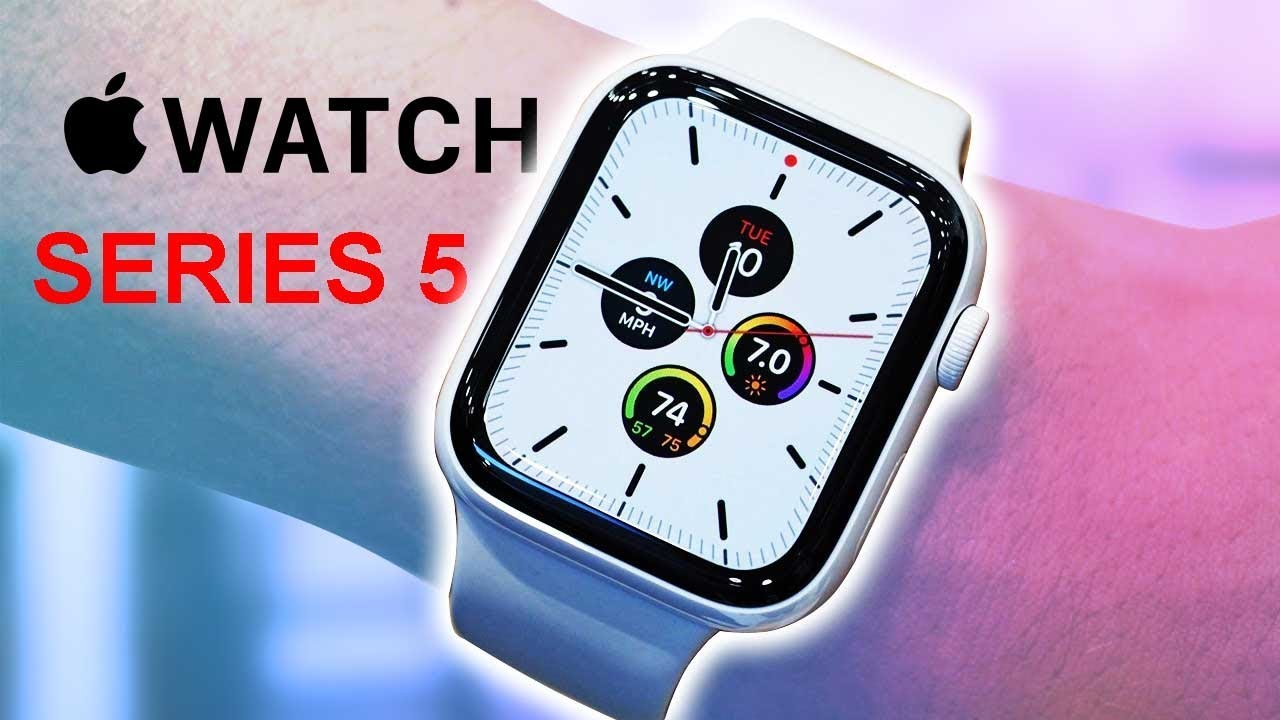 Apple Watch Series 5 - Should you upgrade? Or Just Get The Series 3