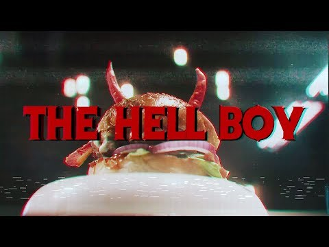 THE HELL BOY!