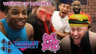 GANG BEAST BATTLE ROYALE: PART 3 - THE WRATH OF HARPER - Gamer Gauntlet