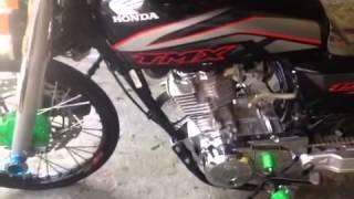 Honda tmx 155 (lipa batangas pride) - PlayItHub Largest Videos Hub