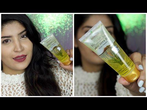 3 Ways To Use *NEW* Patanjali Saundarya Aloe Vera Gel For Face | Diwalog Day 13
