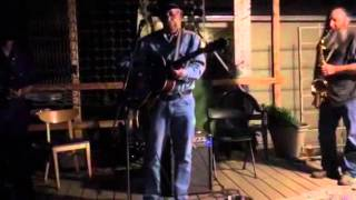 Dennis James Gang... W/G.p. Bailey And Henry Price On Sax...!!! @ Husick's Country Store