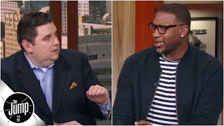 McGrady: Brian Windhorst is crazy for saying Warriors