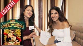 Why Cheat India Movie | Shreya Dhanwanthary Exclusive Interview | Emraan Hashmi