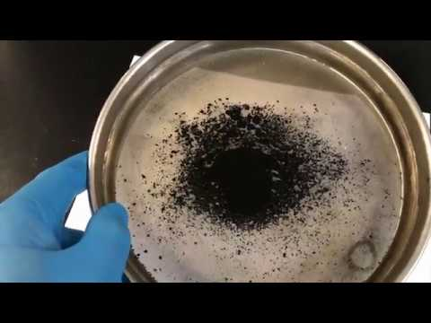 Carbon Black Grit Reduction Mill