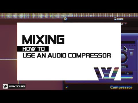 How Does Audio Compression Work? | WinkSound