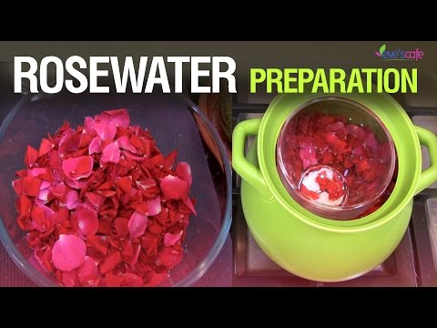 Make Rose Water at Home -DIY | Distilled Rosewater 100% natural | Pesticides Free
