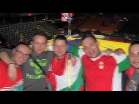 Cegléd szurkol - Kézilabda EB 2012