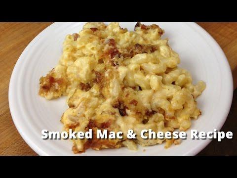 Smoked Mac & Cheese Recipe | Macaroni & Cheese on Smoker Malcom Reed HowToBBQRight