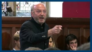 Julian Assange | George Galloway | Oxford Union