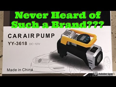 Another New Tool From WHO? Car air pump!