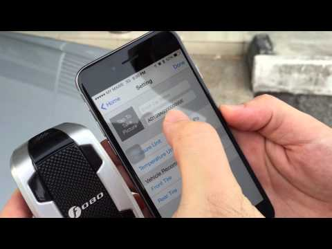 FOBO Tire - Video Tutorial for Apple iOS 7.1 and above