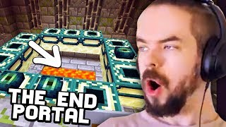 I Found The END Portal In Minecraft - Part 25