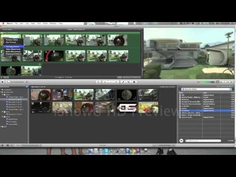 How to Make a iMovie Montage [Mac] and [Windows]