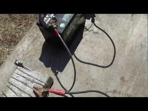 Battery Arc Welder