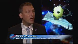 NASA Discusses Recent Testing of the James Webb Space Telescope